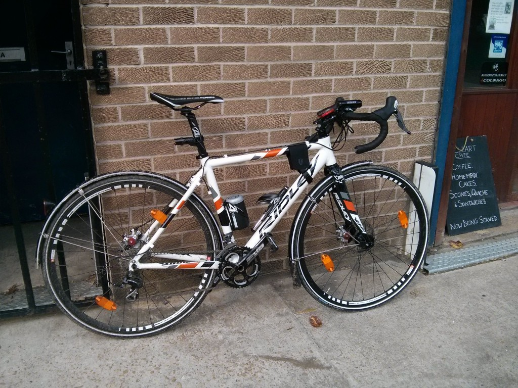 Cycle Art Reviews Ridley X Bow Winter Commuter Review