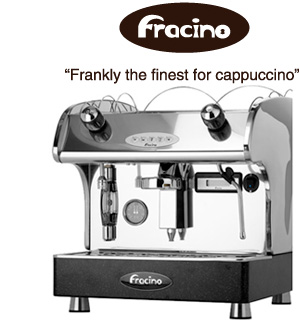 Fracino-Espresso-Machines-UK