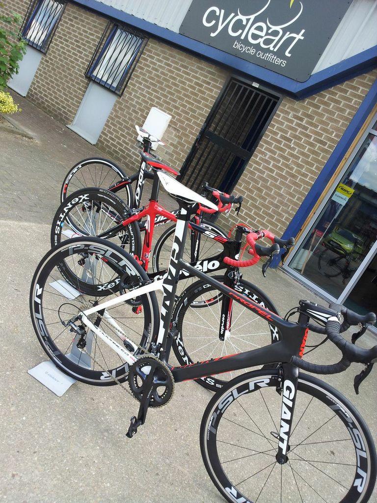 Aero Bikes