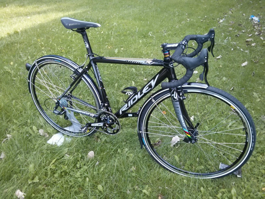 Ridley Xbow Winter Bike