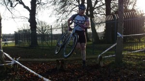 Tony Glover - local 'cross legend
