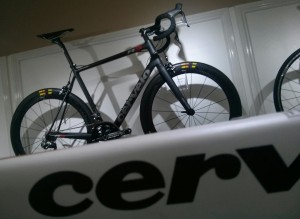 Cervelo R5 Di2 at Cycle Art