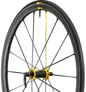 Ksyrium 125 wheels