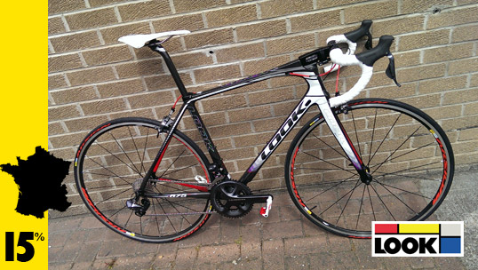 675 Light with Di2